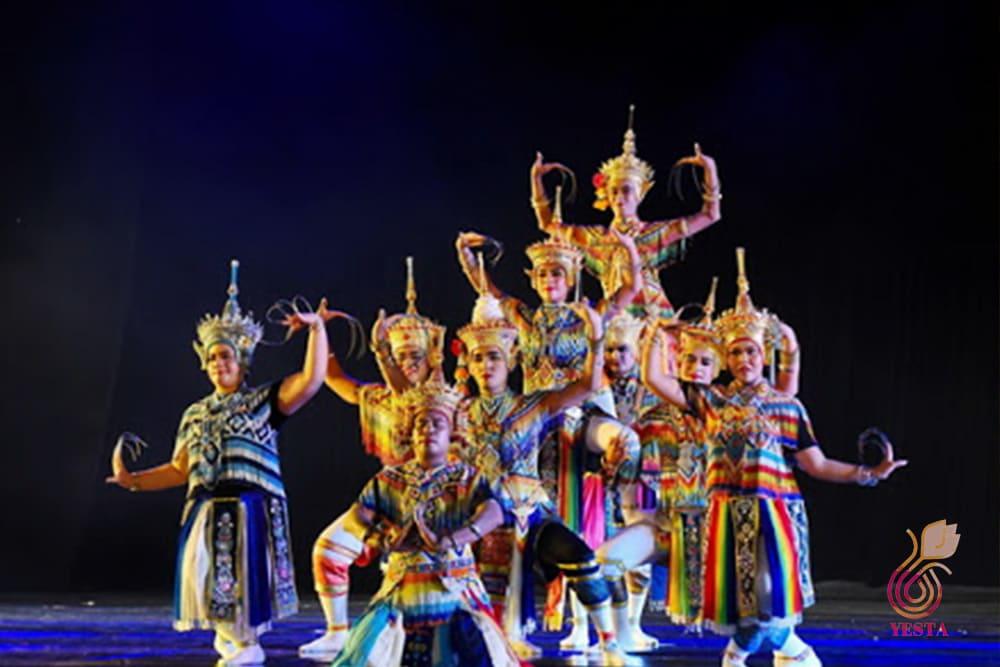 Manohra舞蹈