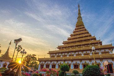 Phra MahathatKaenNakhon